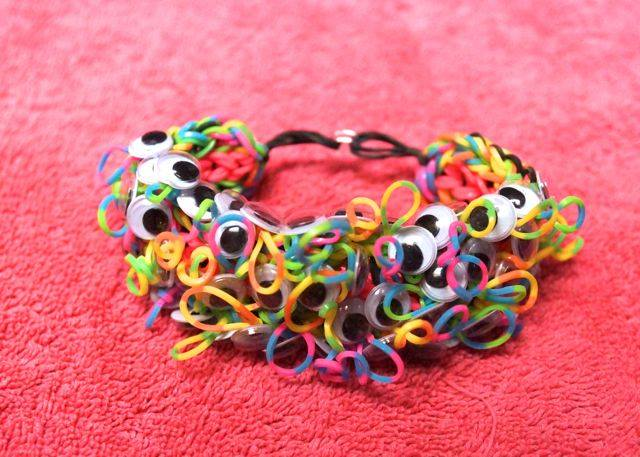 rainbow loom wacky