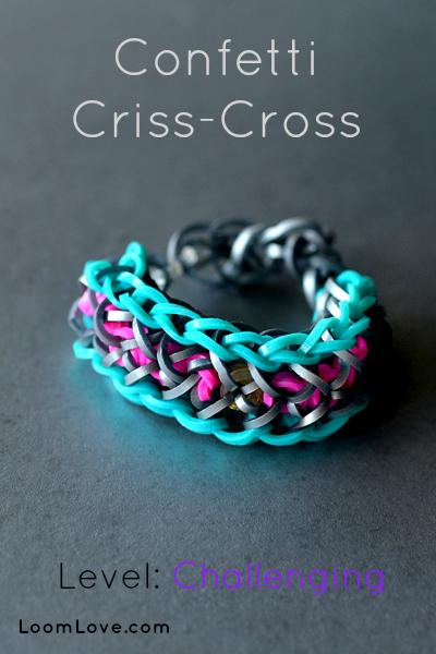 confetti criss cross