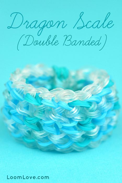 dragon scale double banded
