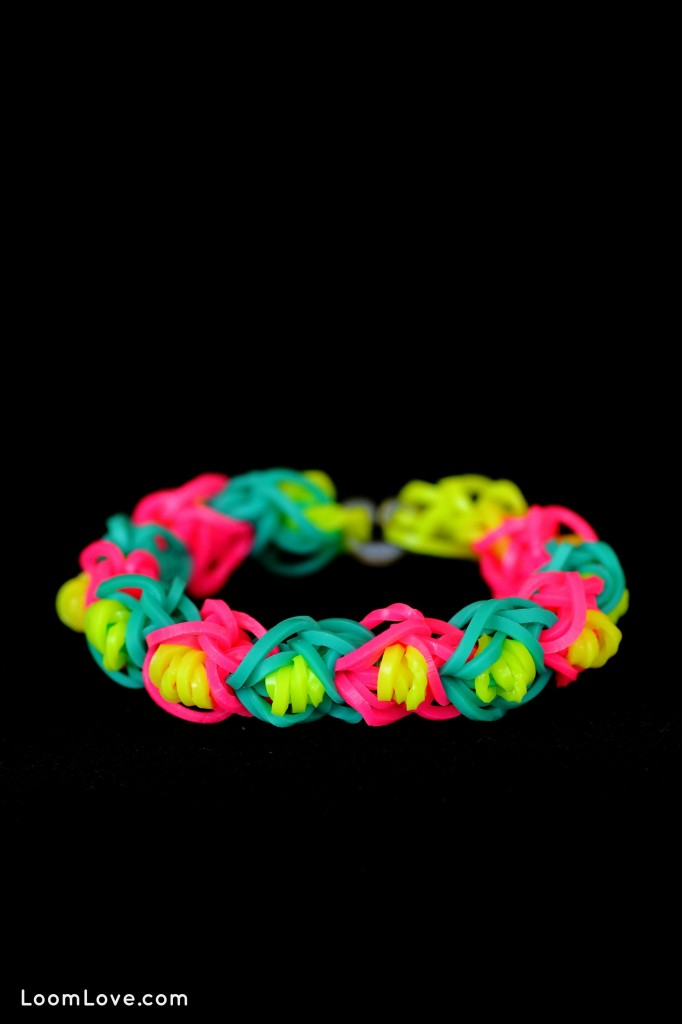 eternity rainbow loom