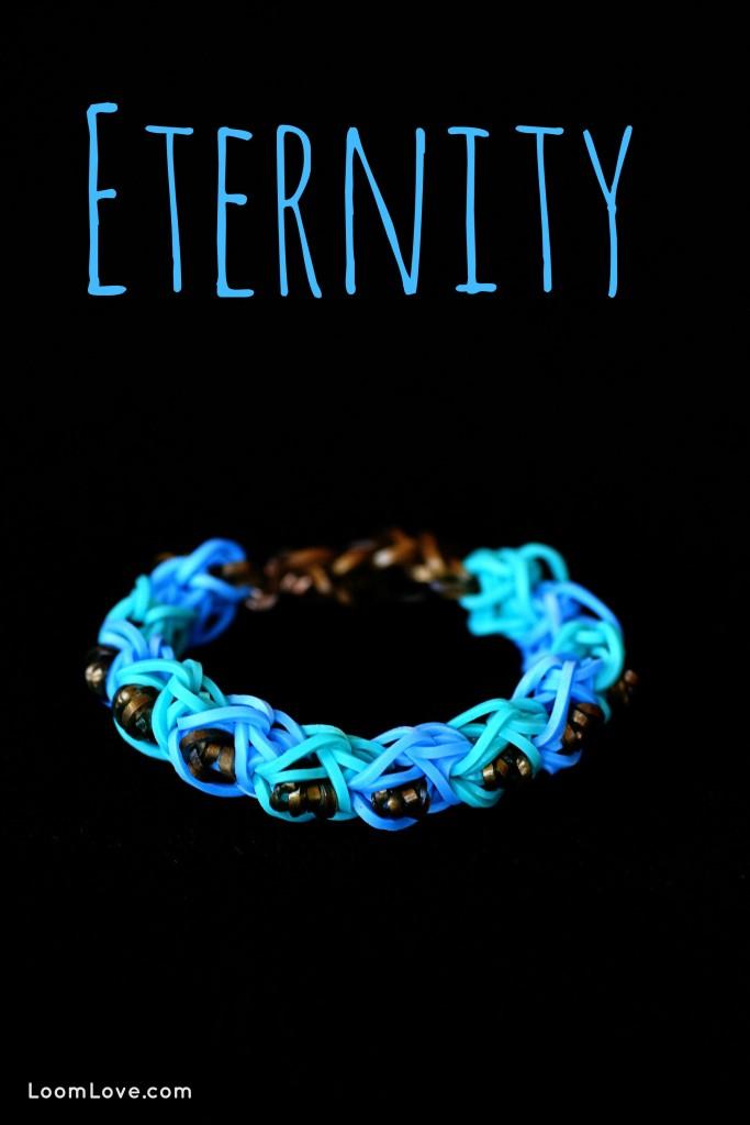 eternity rainbow loom