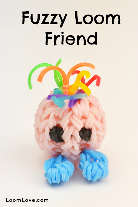 fuzzy loom friend