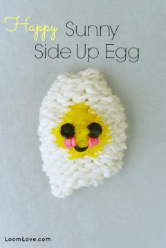 happy egg rainbow loom