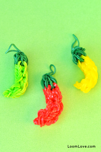 hot pepper charm