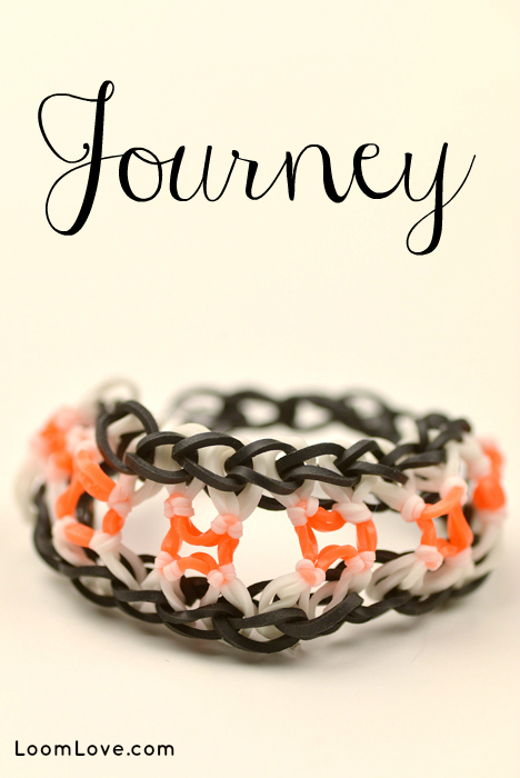 journey rainbow loom