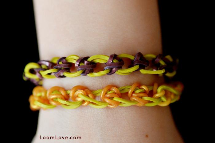 knot rainbow loom