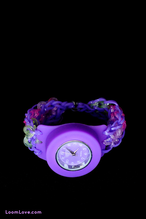 loomey time starburst watch