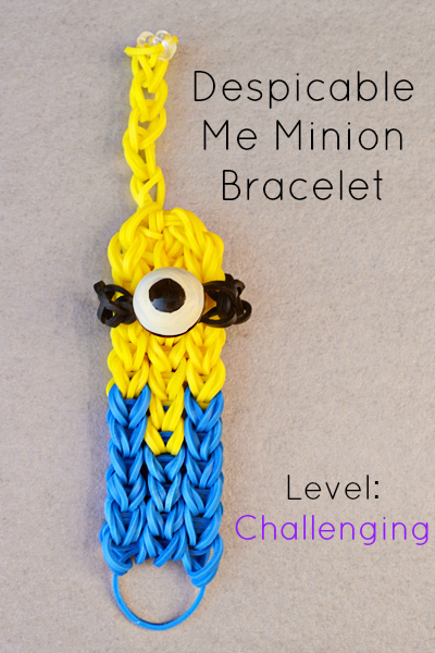 Rainbow Loom Bracelet Designs