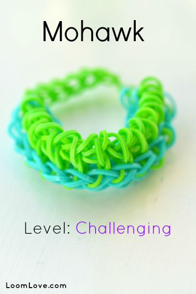 mohawk bracelet