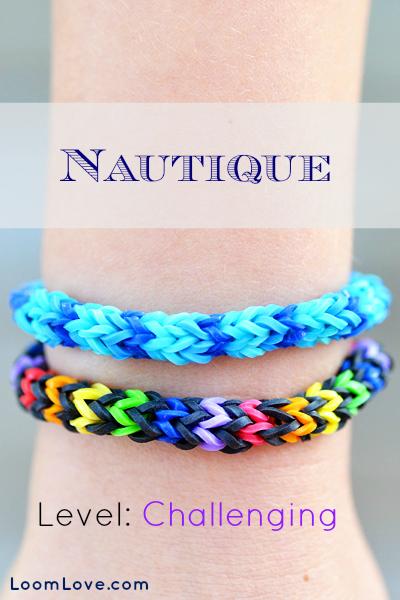 nautique rainbow loom
