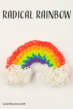 rainbow loom radical rainbow