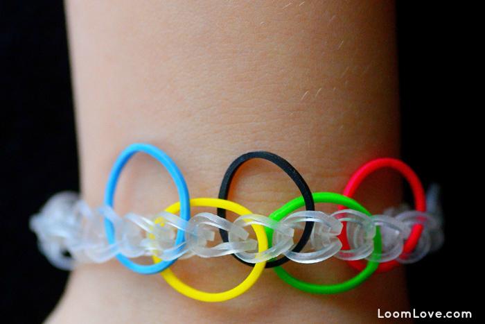 sochi olympics rainbow loom