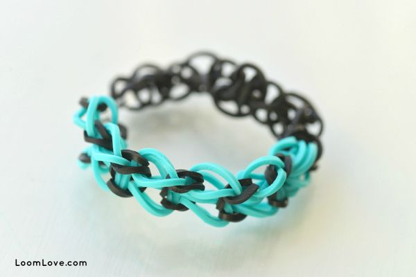 Easy Bracelets for Rainbow Loom Beginners