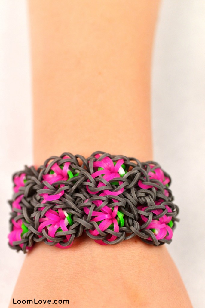 star of wonder rainbow loom patterns