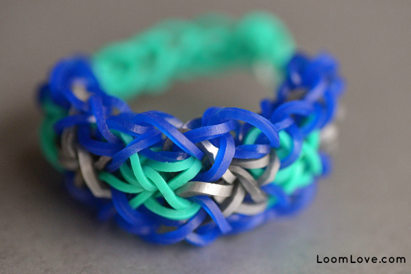 starfish rainbow loom