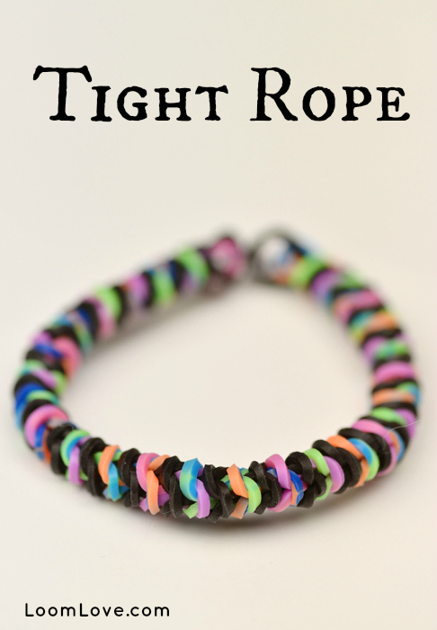 tight rope bracelet