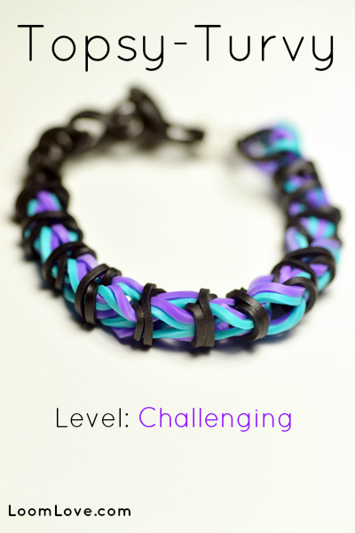 topsy turvey bracelet