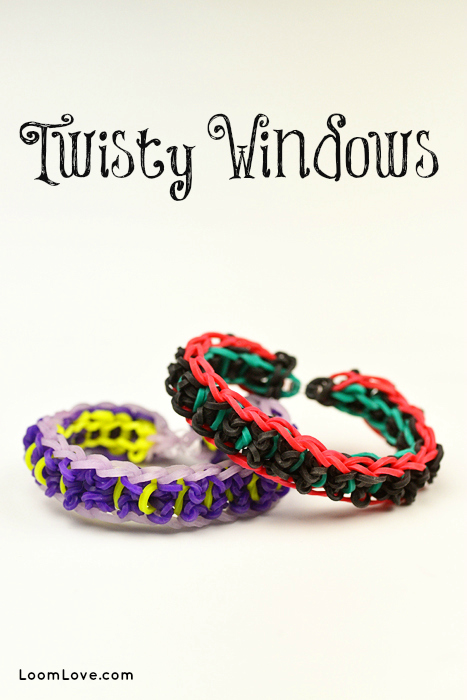 twisty windows