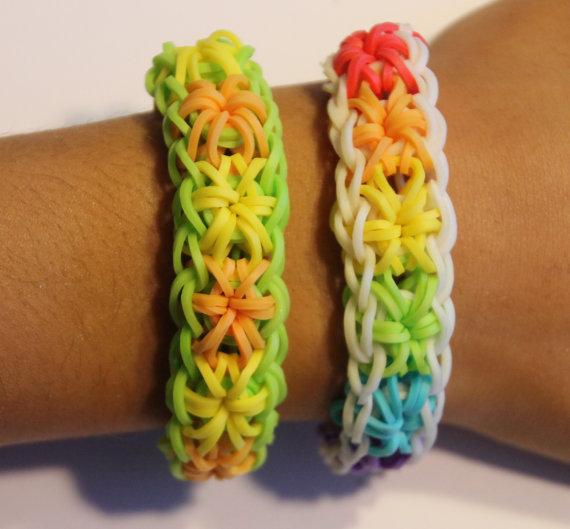 vintage starburst bracelet