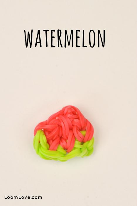 watermelon charm
