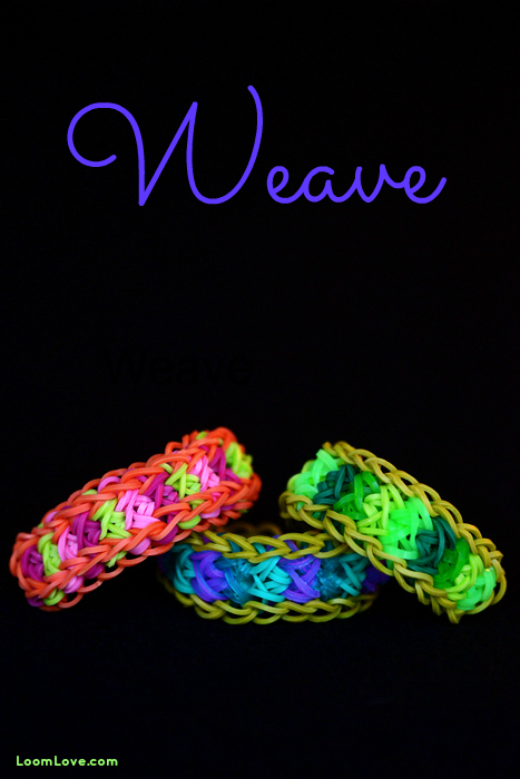 weave rainbow loom
