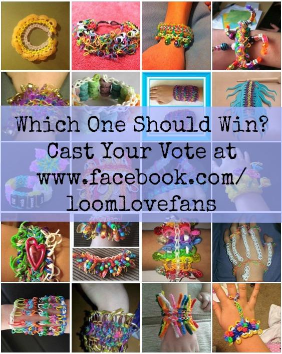 wacky bracelet contest winners