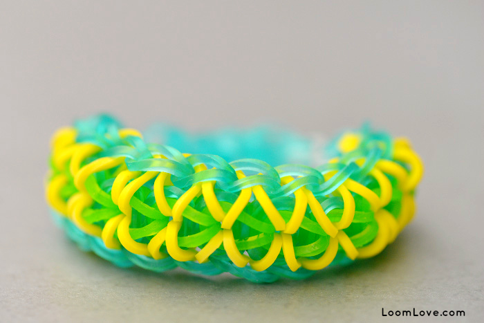 x-twister rainbow loom