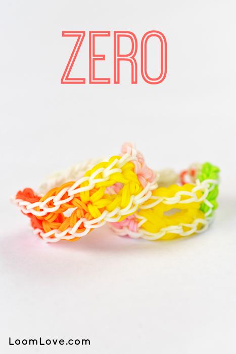 zero rainbow loom